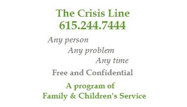 Sponsor: Family and Children's Services Nashville